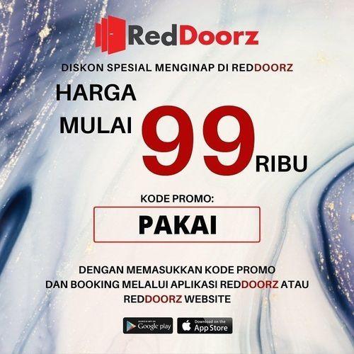 Reddoorz Diskon Special Mulai 99ribu (25674099) di Kota Jakarta Selatan