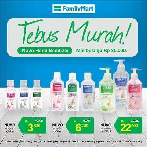 Familymart Tebus Murah Hand Sanitizer (25675491) di Kota Jakarta Selatan