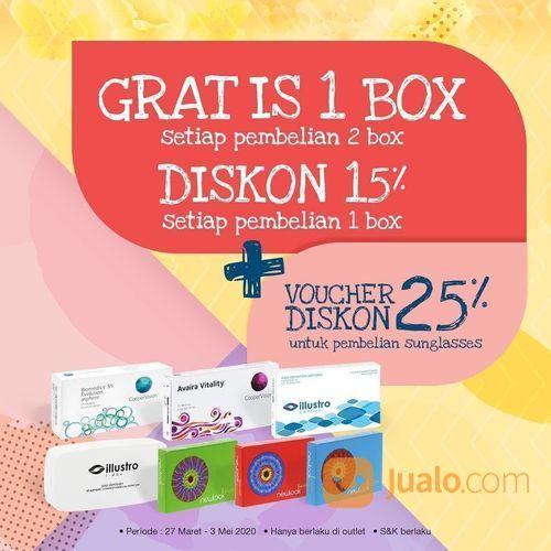 Optik Melawai Gratis 1 Box & Diskon 15% (25677647) di Kota Jakarta Selatan
