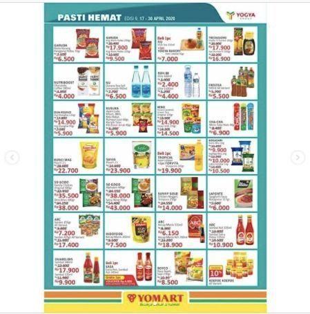 YOMART Pasti Hemat Edisi 9 (25677679) di Kota Jakarta Selatan