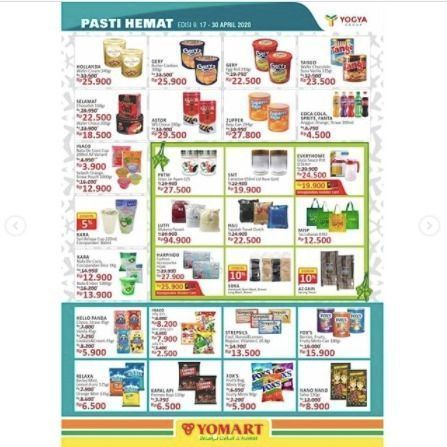 YOMART Pasti Hemat Edisi 9 (25677683) di Kota Jakarta Selatan