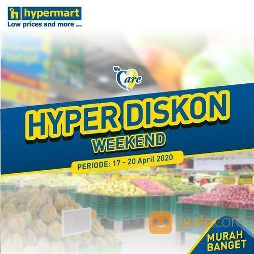 Hypermart Hyper Diskon Weekend (25677691) di Kota Jakarta Selatan