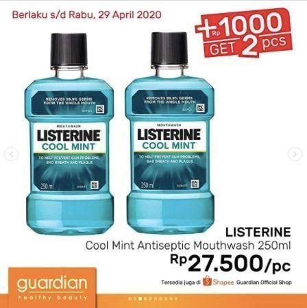 Guardian Super Hemat +1000 Get 2 Pcs (25677999) di Kota Jakarta Selatan