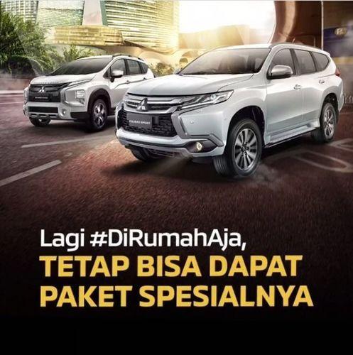 Mitsubishi Promo Bunga 0% Xpander Cross & Pajero Sport (25684387) di Kota Jakarta Selatan