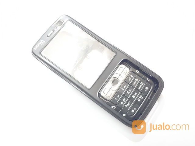 Casing Nokia N73 Jadul Fullset Casing Keypad Tulang (25699191) di Kota Jakarta Pusat