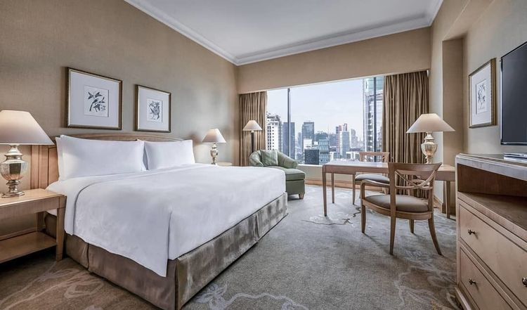 JW Marriot Hotel Exclusive Two (2)-Night Stay Package For Only IDR 1,000,000 (25719875) di Kota Jakarta Selatan