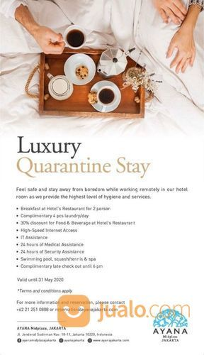 AYANA Midplaza Jakarta Luxury Quarantine Stay (25720479) di Kota Jakarta Selatan