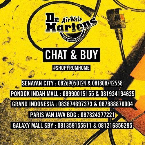 Dr. Martens Shops From Home (25723311) di Kota Jakarta Selatan