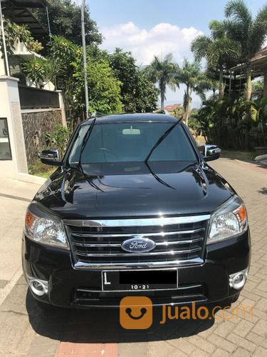 2011 Ford Everest XLT XLT XLT - Ford Everest XLT SUV 2011 Manual Hitam - Istimewa (25731123) di Kota Malang