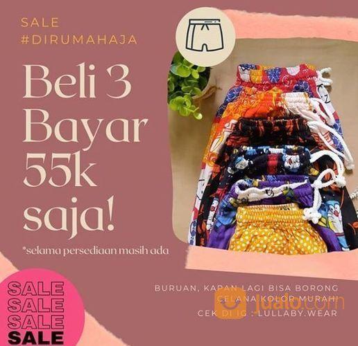 Lullaby Wear - Promo Celana Pendek Beli 3 Bayar 55k (25734883) di Kota Semarang