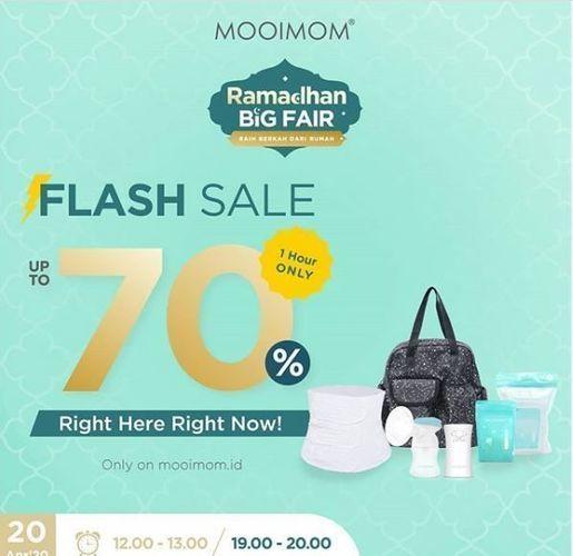 MOOIMOM - Promo Diskon Up to 70% (25734919) di Kota Jakarta Selatan