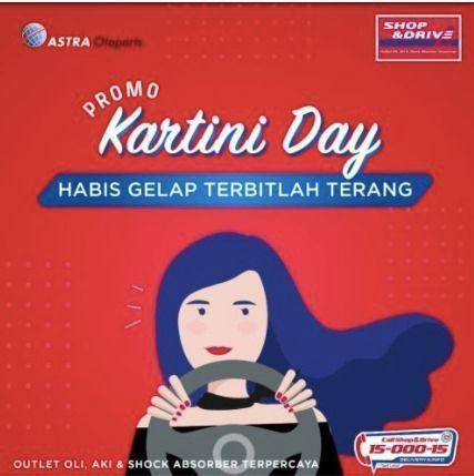 Shop And Drive Promo Kartini Day (25735447) di Kota Jakarta Selatan
