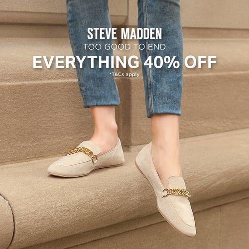 Steve Madden Everything 40% Off (25735551) di Kota Jakarta Selatan