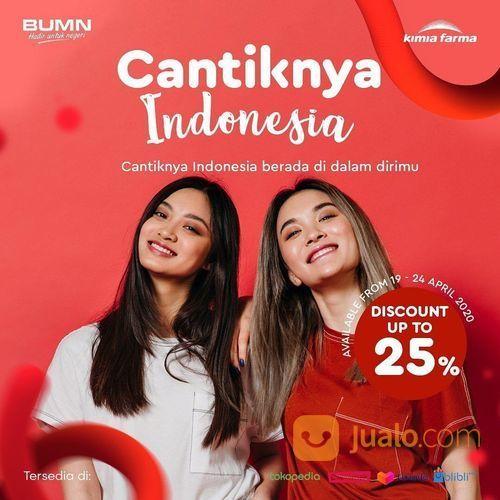 Kimia Farma Cantiknya Indonesi Discount Up To 25% (25735611) di Kota Jakarta Selatan
