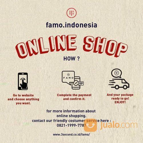 FAMO Online Shop 20% Discount All Items (25735635) di Kota Jakarta Selatan