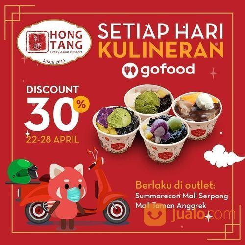 Hong Tang Setiap Hari Kulineran Discount 30% (25747455) di Kota Jakarta Selatan
