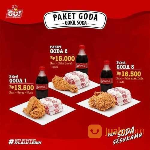 Let's Go Chicken Paket Goda (25747475) di Kota Jakarta Selatan