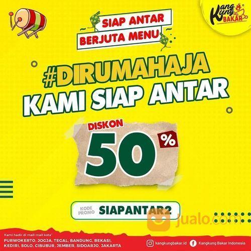 Kangkung Bakar Diskon 50% (25747563) di Kota Tegal