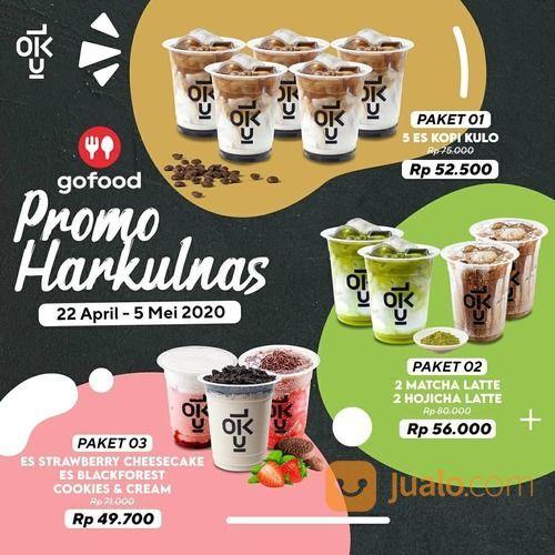 Promo Kedai Kopi Kulo Harkulnas Harga Spesial Paket! (25747811) di Kota Jakarta Selatan
