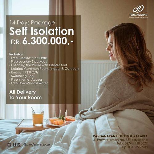 Pandanaran Jogja Hotel 14 Days Package IDR 6.300.000 (25748279) di Kota Yogyakarta