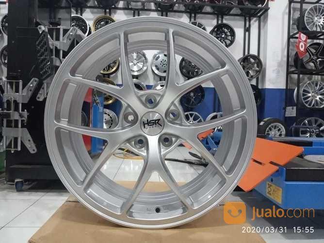 Velg Mobil Ring 18 Pelek Racing WURZBURG F1 1009 HSR Ring 18 HRV CRV Accord New Dll (25748403) di Kota Semarang