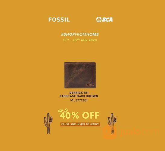 Fossil Shopfromhome Diskon Up To 40 Off 10 Off For Bca Jakarta Selatan Jualo