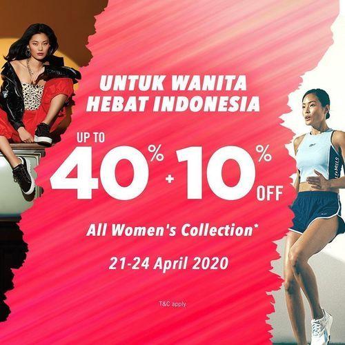 Planet Sports Discount Up To 40% + 10% Off (25758323) di Kota Jakarta Selatan