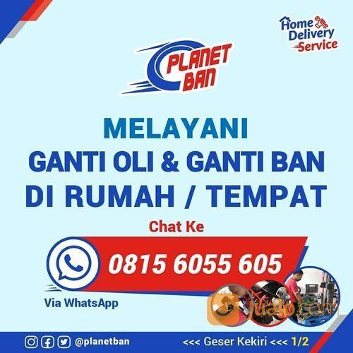 Planet Ban Ganti Oli & Ganti Ban Dirumah (25758531) di Kota Jakarta Selatan