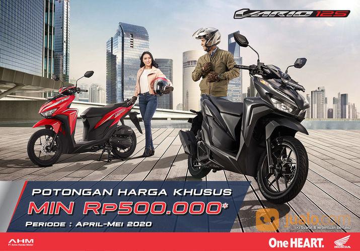 Honda Vario Potongan Harga Khusus Min Rp. 500.000 (25758679) di Kota Jakarta Selatan