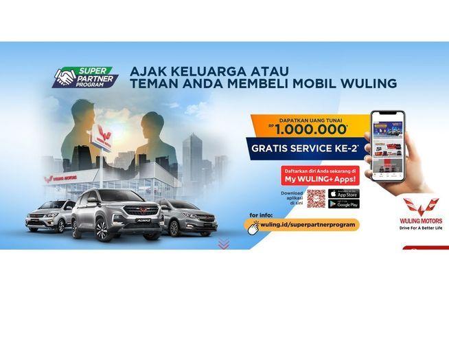 Wuling Motors Super Partner Program! (25758715) di Kota Jakarta Selatan