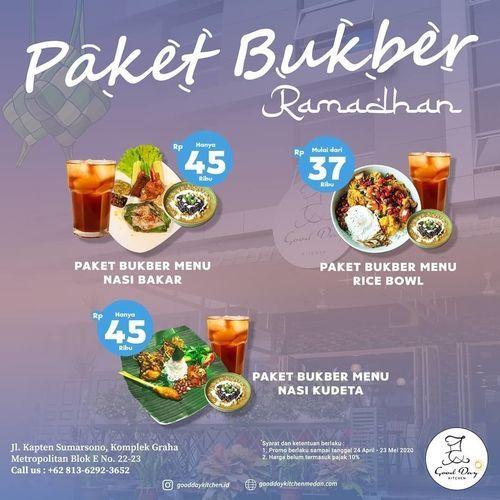 Good Day Kitchen Promo Paket Bukber Ramadhan (25768191) di Kota Medan