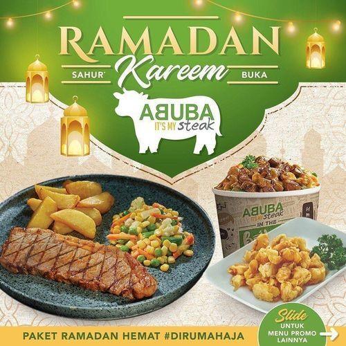 Abuba Steak Ramadhan Kareem (25771191) di Kota Jakarta Selatan