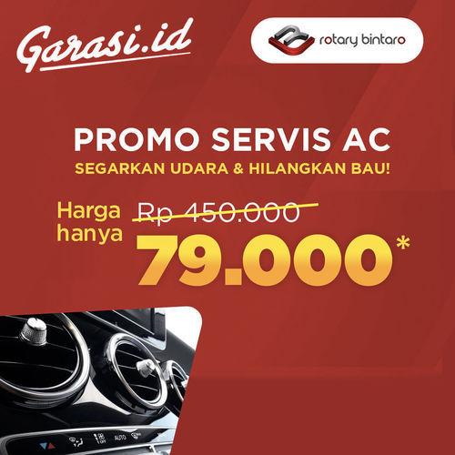 Garasi.id Promo Service AC (25771403) di Kota Jakarta Selatan