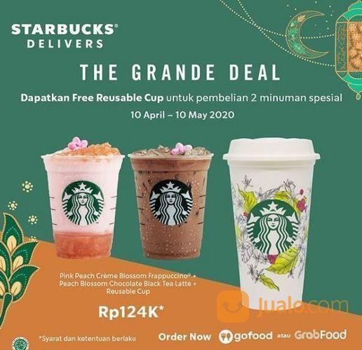 Starbucks - Promo The Grande Deal (25771575) di Kota Jakarta Selatan