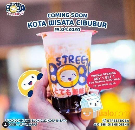 Street Boba - Promo Buy 1 get 1 (25771611) di Kota Jakarta Selatan