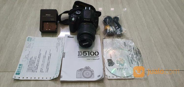 Camera DSLR Nikon D5100 (25788967) di Kab. Sleman