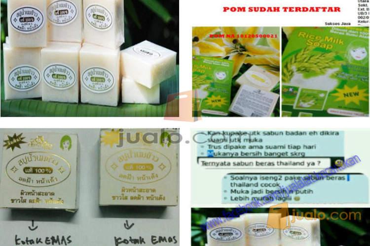 Sabun Beras Thailand Asli Www Facebook Com Jual Alat Kecantikan Murah 085 647 271 907 Surabaya Jualo