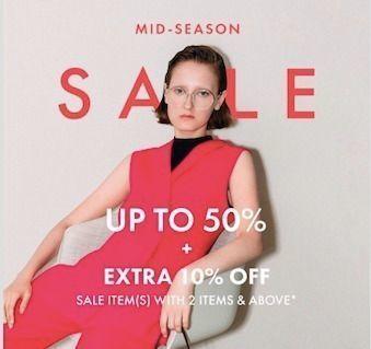 Charles & Keith Mid Season Up To 50% Sale (25802507) di Kota Jakarta Selatan