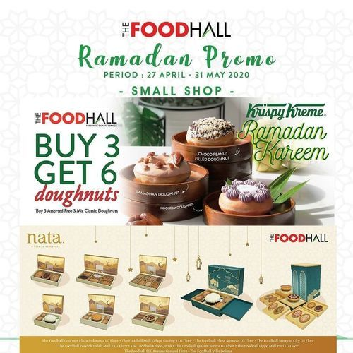 FoodHall Ramadan Promo (25802671) di Kota Jakarta Selatan