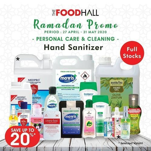FoodHall Ramadan Promo (25802679) di Kota Jakarta Selatan