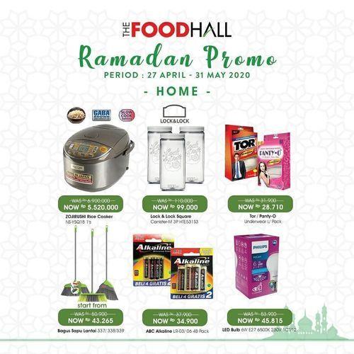 FoodHall Ramadan Promo (25802687) di Kota Jakarta Selatan
