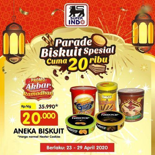 Superindo Parade Biskuit Spesial (25802695) di Kota Jakarta Selatan