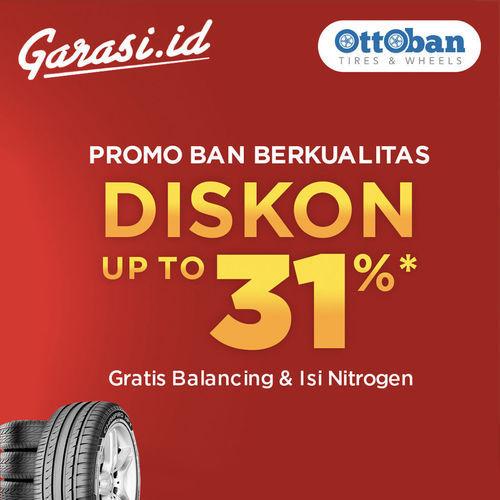 Garasi.id Promo Ban GT Radial 31% (25802727) di Kota Jakarta Selatan