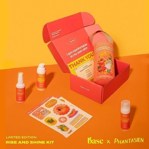 Base x Phantasien Promo Rise and Shine Kit Rp 297.500 (25802771) di Kota Jakarta Selatan