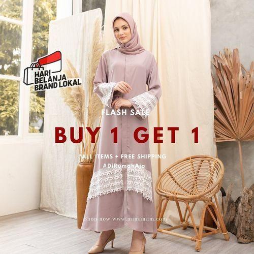 Mimamim Hijab Buy 1 Get 1 FLASH SALE (25803191) di Kota Jakarta Selatan