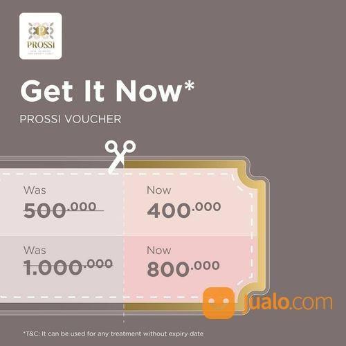Prossi Clinic Promo Voucher (25803219) di Kota Jakarta Selatan