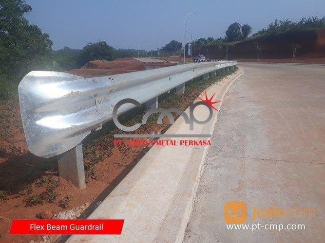 GUARDRAIL PEMBATAS JALAN PAGAR JALAN (25803771) di Kota Jayapura