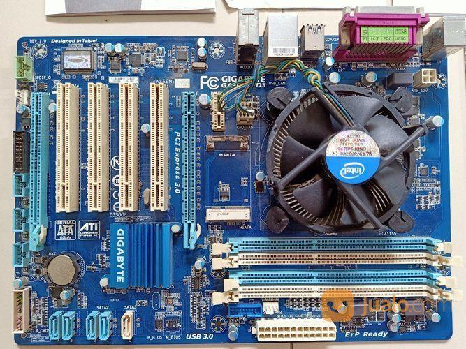 Motherboard Gaming PC Gigabyte GA-P75-D3 (25807035) di Kota Surabaya