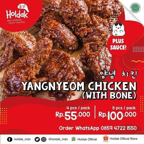 Holdak Online Order Delivery (25812267) di Kota Jakarta Selatan