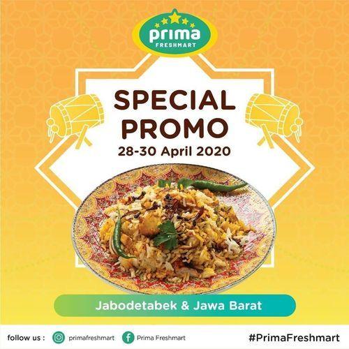 Prima Freshmart Special Promo (25812763) di Kota Jakarta Selatan